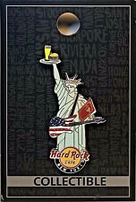 Hard Rock Cafe New York Pin Liberty City Core NYC Statue of Liberty