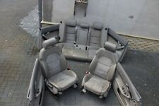 Audi A6 4F Innenausstattung mit LED Beleuchtun Sitze Leder/Alcantara Sitzheizung