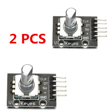 1PCS Rotary Encoder Module for arduino Dropshipping KY-040 High Quality