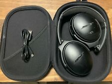 Bose QuietComfort 35 Series II Wireless NC Headphones - Black