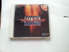 PSYCHIC FORCE 2012 JAP JAPANESE JP SEGA R JAPAN DC DREAMCAST VIDEOGAMES GAMES