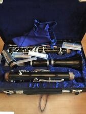VINTAGE CLARINET  BACH SERIES WITH CASE
