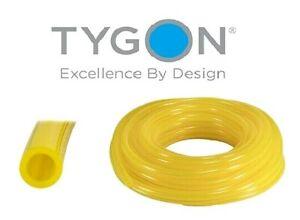"Tygon Fuel Line 1/4"" ID X 3/8"" OD OEM Saint Gobain Genuine F-4040-A 3 Feet"
