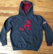 University of Alabama Crimson Tide Colosseum Sweatshirt Youth Size M 12/14