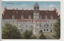 (79228) AK Lutherstadt Wittenberg, Lutherhaus, Feldpost 1917