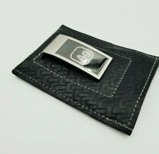 Alchemy Goods Bryant Money Clip Front Pocket Wallet Black Up-cycled Bike Tube Ag