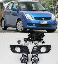 Suzuki Swift 2007-2010 Fog Lights Lamps Complete Kit WITH FREE BULB