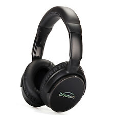 Active Noise Cancelling Bluetooth Headphones for iPhone Apple Samsung Cellphone