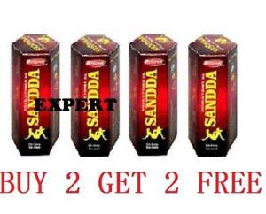 Buy 2 Get 2 FREE Herbal Sandha Sanda Saandhha Oil Male Organ Enlargement 15mL