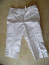 Sag Harbor Capri Pants White Size 16P Stretch