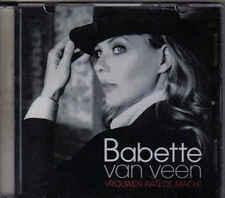 Babette van Veen- Vrouwen Aan de Macht Promo cd single
