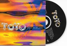 TOTO - Could you be loved CD SINGLE 2TR EU CARDSLEEVE 2002 (CMC)