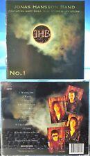 Jonas Hansson Band - No. 1 (CD, 1994, Arctic/Hex Records, Austria)
