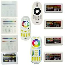MiLight LED Set - 4 Zone Controller / WLan / RF remote control / wall