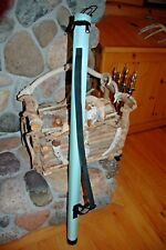 NEW WHIP CASE IN MINT GREEN SADDLE SEAT DRESSAGE SADDLEBRED ARAB FRIESIANS