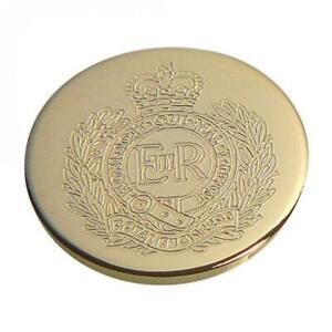 Royal Engineers Blazer Button