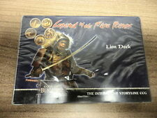 Legend of the Five Rings,Code Of Bushido,Lion Deck,2004 (INGLES)