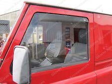 (21015) Land Rover Defender 3/5 drs Wind Deflectors 2 PC FRONT set Internal Fit