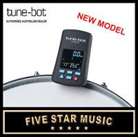 TUNE BOT STUDIO OVERTONE LABS PRECISION ELECTRONIC DRUM TUNER  - NEW TUNEBOT
