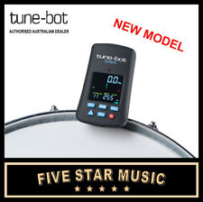 TUNE BOT STUDIO OVERTONE LABS PRECISION ELECTRONIC DRUM TUNER  - NEW TUNEBOT