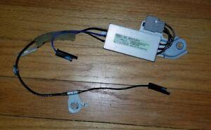 10-14 Subaru Legacy Outback Radio Antenna Amplifier 86327AJ61A OEM