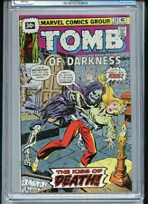 Tomb of Darkness #20 CGC 9.4 White Pages 30 Cent Price Variant Scarce