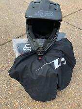 Fox V1 Helmet Large Size 59-60 CM Matte Black
