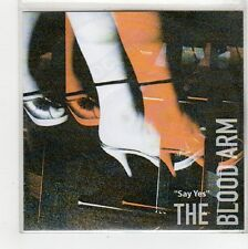 (FU789) The Blood Arm, Say Yes - DJ CD