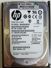 HP 614828-002 500GB 7.2K SATA 3Gb/s 2.5 INCH INTERNAL HDD SEAGATE ST9500620NS