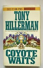 Coyote Waits, Signed Paperback Book by Tony Hillerman