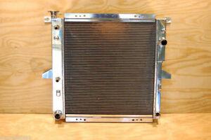 Custom Aluminum Radiator FOR Ford Explorer Mercury Mountianeer Ford Ranger 95+