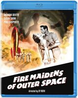Fire Maidens of Outer Space [New Blu-ray] Black & White, Widescreen
