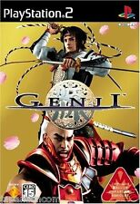 Used PS2  Genji SONY PLAYSTATION JAPAN IMPORT