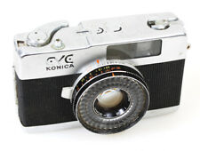 Konica CYC Rangefinder w/30mm F/1.9 Hexanon Lens, As-Is/For Parts