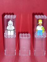 Lego - Figuren / Setzkasten / Schaukasten  / Vitrine