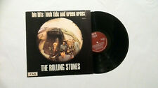 THE ROLLING STONES Big Hits [High Tide And Green Grass] LP vinyl PAX Israel 1966