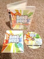 Band Hero - Sony PS3 Game - COMPLETE - Private Seller - FAST & FREE P&P!
