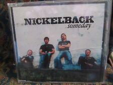 "Nickelback, ""Someday"" (Video enhanced CD single)"