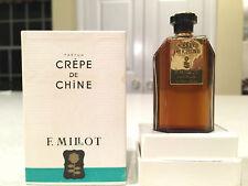 NEW IN BOX Vintage CREPE DE CHINE Eau de Parfum EDP 1 oz/30 mL by F. Millot