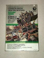 Soylent Green Sci Fi Betamax 1973 Charlton Heston MGM Book Box Beta