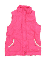 Regatta Girls Pink Gilet Age 9-10 Years