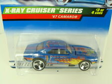 1999 Hot Wheels '67 Camaro X-Ray Cruiser Series #947 3 Spoke  Combine Shipping