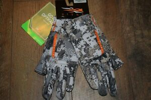 Sitka Gear Men's Fanatic Glove 90089 Size L (Optifade Elevated II) NWT