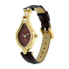 Titan Women's Raga Gold Metal Jewellery Bangle Design Bracelet Clasp Wrist Watch