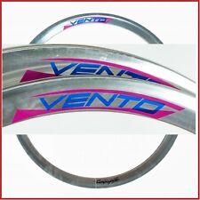 """NOS CAMPAGNOLO VENTO AERO RIMS 28"""" 700c 20h HOLES VINTAGE CLINCHER 90s ROAD BIKE"""