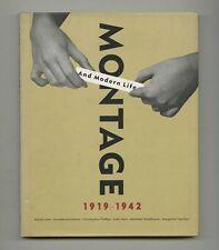 1992 Piet Zwart MONTAGE + MODERN LIFE 1919-42 Hannah Höch Moholy-Nagy Lissitzky