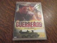 dvd guerreros un film de daniel calparsoro