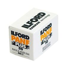 Ilford Pan F Plus 135-36 Film (Single Roll, 35mm, 36 exposure, ISO50), New