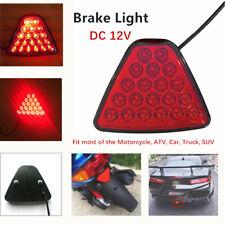 1PC Motorcycle ATV Car 20 LED Trailer Tail Light Turn Signal Reverse Brake Light
