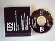 U2  -   EVEN BETTER THAN THE REAL THING  1CD